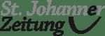 Die St. Johanner Zeitung – Aktuelle News & Geschichten über die Marktgemeinde Logo
